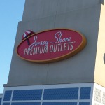 jersey shore premium outlets sign