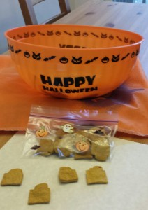 Dog Treats for Halloween