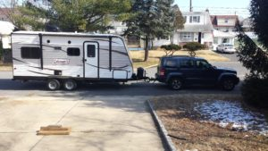 Coleman - Travel Trailer